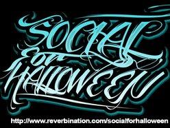 SOCIAL FOR HALLOWEEN