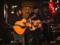 Chris Monti with various acoustic bands