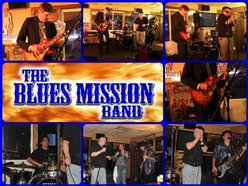Image for The Blues Mission