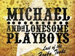 Image for MICHAEL UBALDINI & THE LONESOME PLAYBOYS