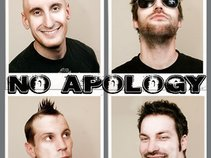 No Apology band