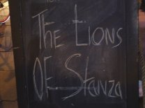 Lions Of Stanza