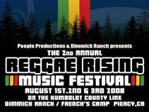 Reggae Rising Music Festival