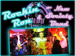Image for Rockin Ron and the New Society Band