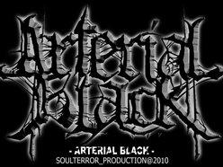 ARTERIAL BLACK