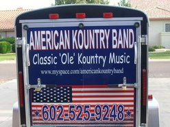 Image for AMERICAN KOUNTRY BAND