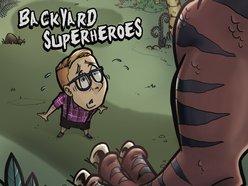 Image for Backyard Superheroes