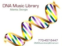 DNA Music Library
