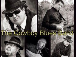 Image for The Cowboy Blues Band