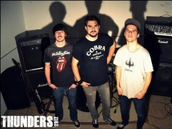 Image for The Thunders