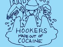 Hookers Made Out Of Cocaine