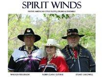SPIRITWINDS: Robin Clark Guthrie, Stuart Cardwell & Warren Perkinson