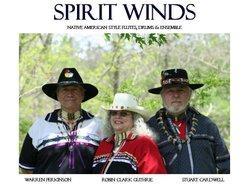 Image for SPIRITWINDS: Robin Clark Guthrie, Stuart Cardwell, Warren Perkinson & Pernell Richardson