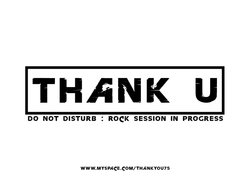 Image for THANK YOU
