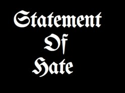 Image for Statement Of Hate
