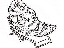 Hot Larva