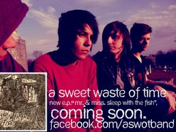 Image for A Sweet Waste Of Time