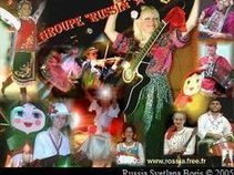 Groupe musical Russia