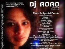 DJ RORO