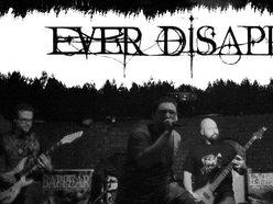 Image for Ever Disappear
