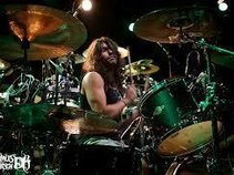 Carlos Gutierrez -  Drummer - FUELED BY FIRE