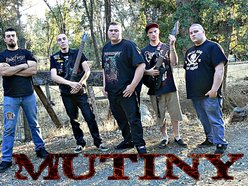 Image for Mutiny