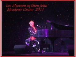 Elton John Tribute Show - Lee Alverson
