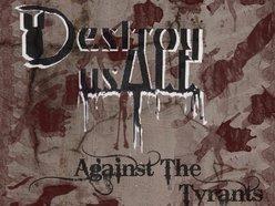 Image for Destroy Us All