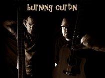 Burning Curtin