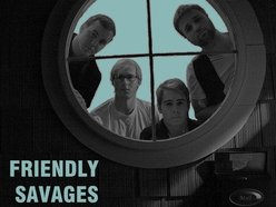 Image for Friendly Savages