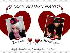 Image for Jazzy Blues Thang