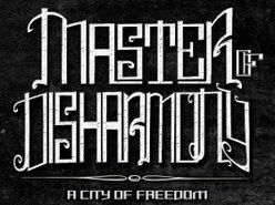 MASTER OF DISHARMONY