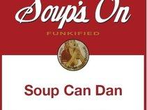 Soup Can Dan