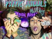 Psykic Animals Restless Earth