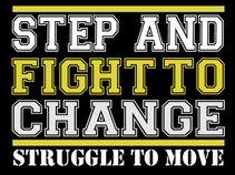 STRUGGLE TO MOVE