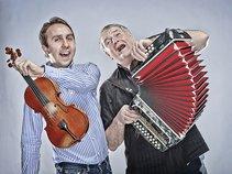 Séamus Begley & Oisín Mac Diarmada