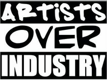 Artists Over Industry