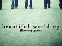 Burning Cypress