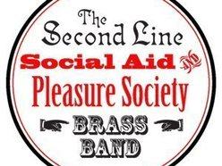 Image for Second Line Social Aid and Pleasure Society Brass Band