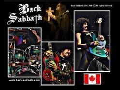 Image for BACK SABBATH