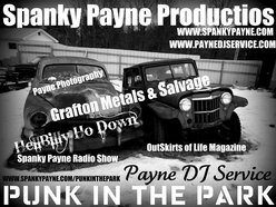 Image for Spanky Payne Productions/Punk in the Park/Spanky Fest