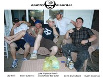 Apathy Disorder