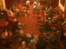 Acoustic Bluegrass Jam at Chaplin's