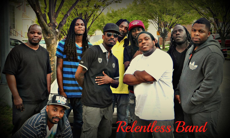 relentless band reverbnation