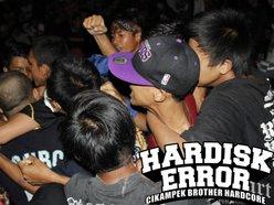Image for HARDISK ERROR