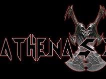 Athena's Blade Metal Depok