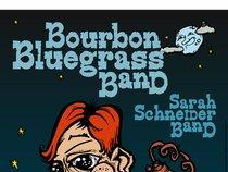 The Bourbon Bluegrass Band