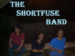 Image for RAY HUBER AND THE SHORTFUSE BAND