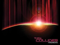 Image for Theia Collides