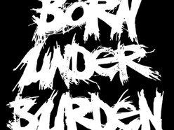 Image for Born Under Burden